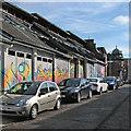 SK5840 : Sneinton Market: Avenue E by John Sutton
