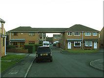 SE2434 : Elder Croft, Bramley by Stephen Craven