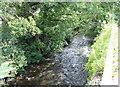 SO2801 : Afon Llwyd, Pontypool by M J Roscoe