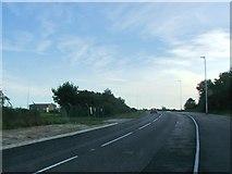 TR1332 : Dymchurch Road, near Hythe by Chris Whippet