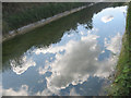SP9012 : Clouds in the Canal on the Wendover Arm by Chris Reynolds