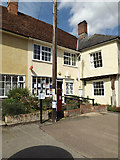 TM1763 : Debenham Post Office by Adrian Cable