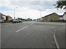 NT3699 : Sea Road and Main Street, Methilhill by Bill Kasman