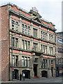 NZ2463 : Marlborough House, Marlborough Crescent, Newcastle by Stephen Richards