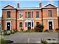 SJ8989 : Former Workhouse building by Gerald England