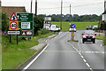 TF9129 : Southbound A1065 Approaching Hempton by David Dixon
