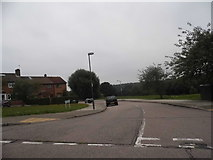 TQ4471 : Imperial Way at the junction of Slades Drive by David Howard