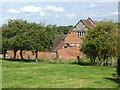 SP0376 : Wast Hills (University) Farm by Chris Allen