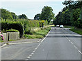 TF9531 : Westbound A148 near to Little Snoring by David Dixon