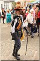 SK9771 : Lincoln Steampunk Festival 2015 by Richard Croft
