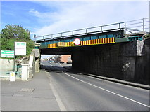 S4698 : Low bridge on R445 Grattan St, Port Laoise by Colin Park