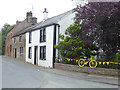 NY5633 : The yellow bikes of Langwathby (4) by Oliver Dixon
