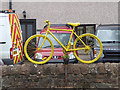 NY5633 : The yellow bikes of Langwathby (5) by Oliver Dixon