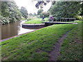 SJ3527 : Rednal Basin on the Montgomery Canal by Clive Nicholson
