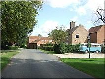 TF3093 : Church Lane, Utterby by JThomas