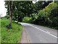 SO3700 : Riverbank trees, Usk by Jaggery