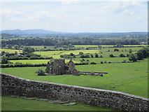 S0640 : Hore Abbey seen from the Rock of Cashel by Jonathan Thacker