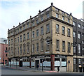 NZ2564 : Plummer House, Market Street, Newcastle by Stephen Richards