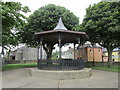 X2692 : Bandstand, Dungarvan by Jonathan Thacker