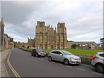 ST5545 : Wells Cathedral by PAUL FARMER
