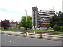 TL0506 : Hemel Hempstead Telephone Exchange (1) by David Hillas