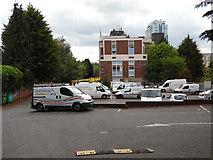 TL0506 : Hemel Hempstead Telephone Exchange (2) by David Hillas