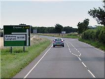 TG0337 : A148 near Sharrington by David Dixon