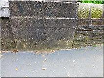 SD9827 : Cut Mark Bankfoot Bridge Hebden Bridge by Monica Stagg