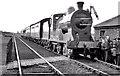 J0996 : Steam locomotive no 171, Kellswater (April 1975) by Albert Bridge