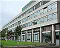 NZ2565 : Squires Building, Sandyford Road, Newcastle by Stephen Richards