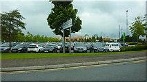 SJ7796 : Trafford Centre South-East Car Park by Richard Cooke