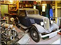SP3554 : Garage Scene at the Heritage Motor Centre, Gaydon by David Dixon