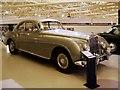 SP3554 : Heritage Motor Centre, Bentley Continental by David Dixon