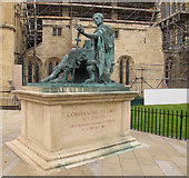 SE6052 : York Minster: Emperor Constantine by Stephen Craven