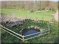 SP0813 : Sheepwash near Yanworth by Derek Harper
