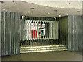 NZ2465 : Detail of Civic Centre, Barras Bridge, Newcastle by Stephen Richards