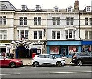 SH7882 : 50 Mostyn Street by Gerald England
