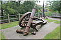 SJ4066 : Captain Morgan's Cannon by Jeff Buck