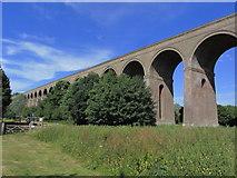 TL8928 : Chappel Viaduct (Gainsborough Line), Essex by Colin Park