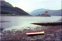 NG8825 : Eilean Donan Castle by Peter Jeffery