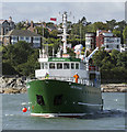 J5082 : The 'Celtic Voyager' at Bangor by Rossographer