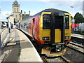 SK9770 : Lincoln Central Railway Station by JThomas