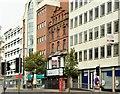 J3374 : No 29 Wellington Place, Belfast (September 2015) by Albert Bridge