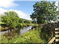 SD9474 : The River Wharfe by Graham Robson
