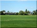 TL2445 : Church Farm, Eyeworth by Robin Webster