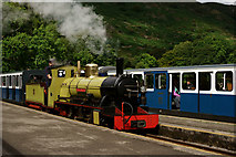 NY1700 : 'Northern Rock' Arriving at Dalegarth by Peter Trimming