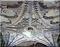 SU8921 : Cowdray - Porch of Honour ceiling by Rob Farrow