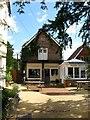 TQ3425 : 96, High Street, Lindfield by Simon Carey