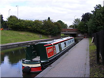 SO9491 : Gerty Mooring by Gordon Griffiths