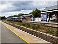 SJ9598 : Not stopping at Stalybridge by Gerald England